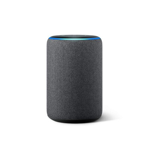 Amazon All-new Echo (3rd Gen) Smart Speaker with Alexa