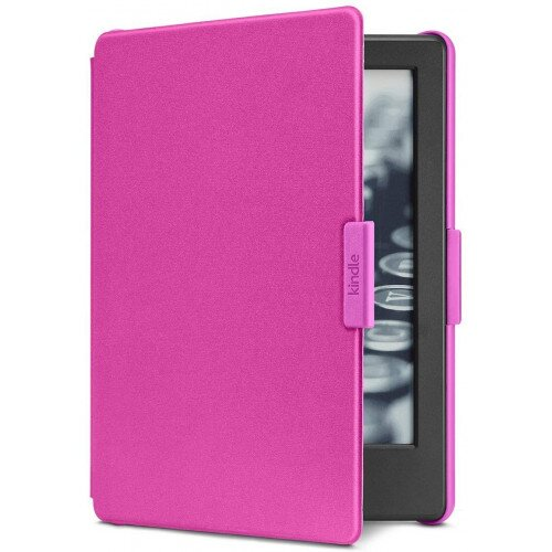 Amazon Cover for Kindle (8th Generation, 2016 - will not fit Paperwhite, Oasis or any other generation of Kindles) - Magenta