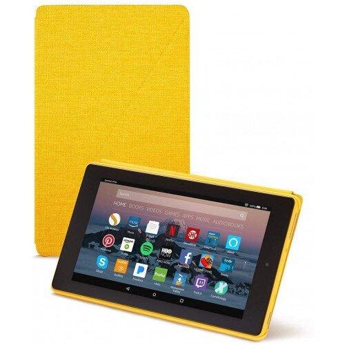 Amazon Fire 7 Tablet Case (7th Generation, 2017 Release) - Canary Yellow