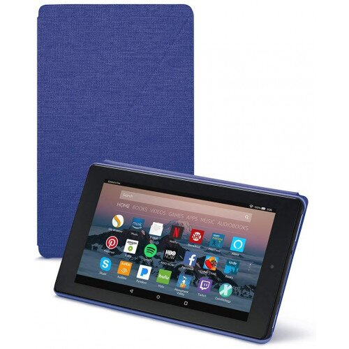 Amazon Fire 7 Tablet Case (7th Generation, 2017 Release) - Cobalt Purple
