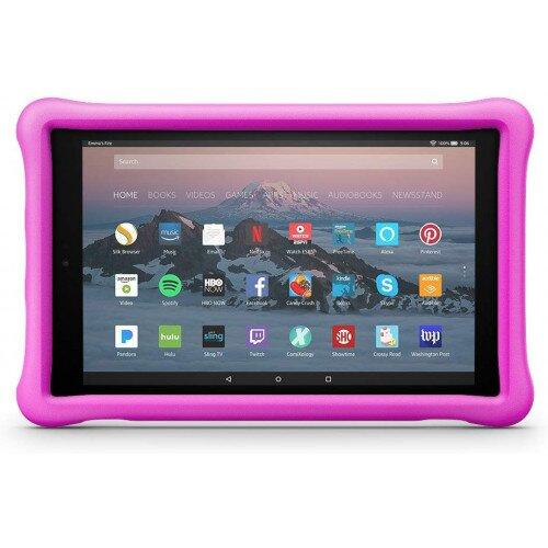 Amazon Fire HD10 Kid-Proof Case - Pink