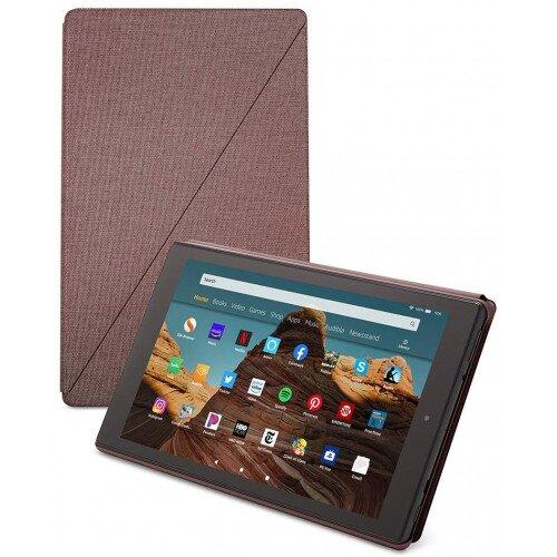Amazon Fire HD 10 Tablet Case - Plum