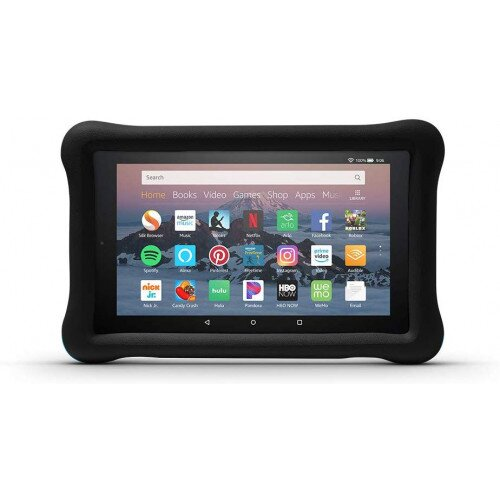 Amazon Kid-Proof Case for Amazon Fire HD 8 Tablet (Compatible with 7th and 8th Generation Tablets, 2017-2018 Releases)