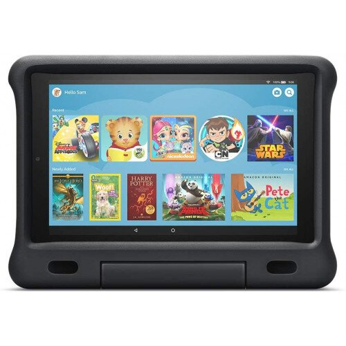 Amazon Kid-Proof Case for Fire HD 10 Tablet (Compatible with 7th and 9th Generations, 2017 and 2019 Releases)