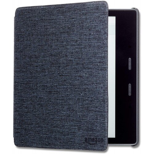 Amazon Kindle Oasis Water-Safe Fabric Cover - Charcoal Black