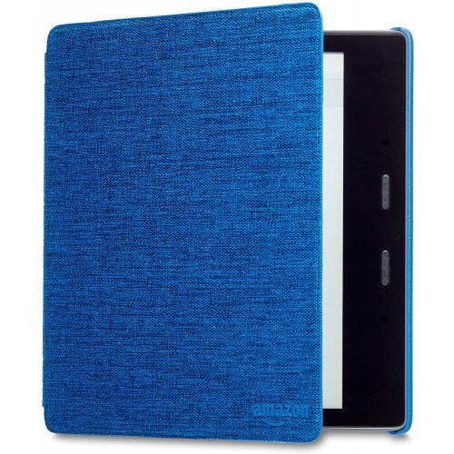 Amazon Kindle Oasis Water-Safe Fabric Cover - Marine Blue