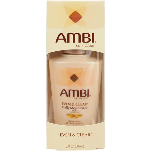 Ambi Even & Clear Daily Facial Moisturizer with SPF 30