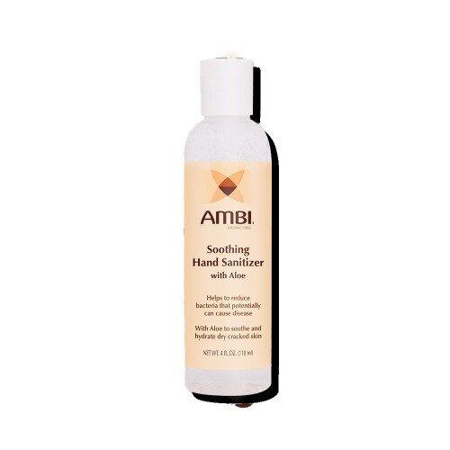 Ambi Soothing Hand Sanitizer with Aloe