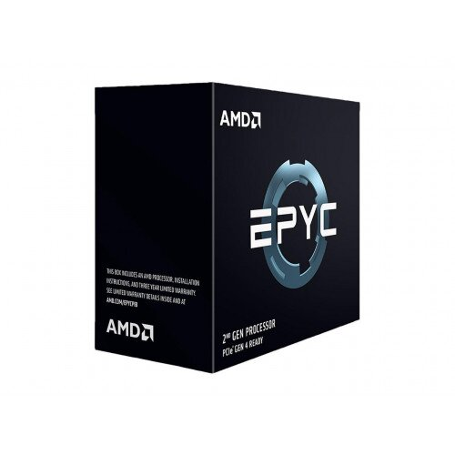 AMD 2nd Gen EPYC 7232P CPU Processor