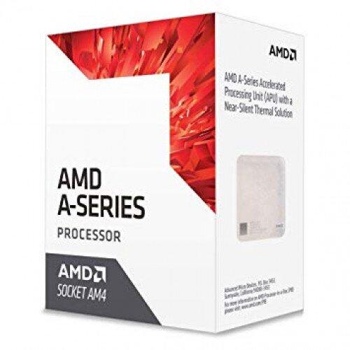 AMD 7th Gen A6-9550 APU Processor