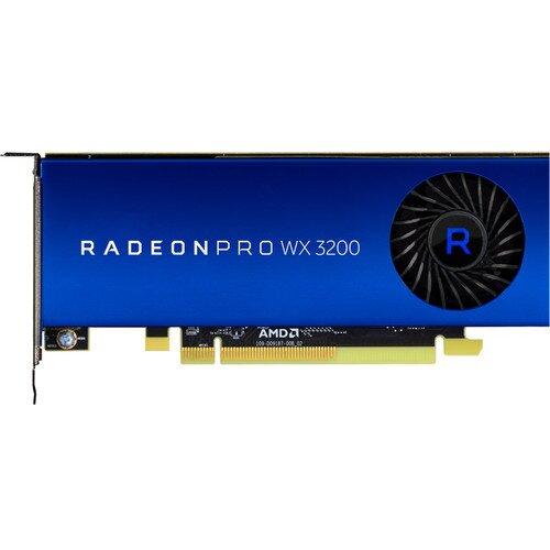 AMD Radeon Pro WX 3200 Graphics Card