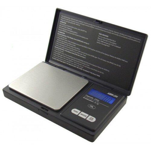 American Weigh AMW-250 Digital Pocket Scales Backlit 250x0.1g