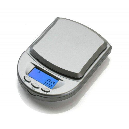 American Weigh BCM-650 Digital Pocket Scale 650g x 0.1g - Silver