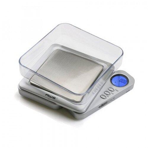 American Weigh Blade - 100 Digital Pocket Scale 100x0.01g - Silver