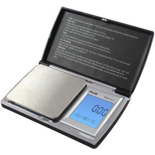 American Weigh BT2 201 Digital Pocket Scale - 200x0.01g