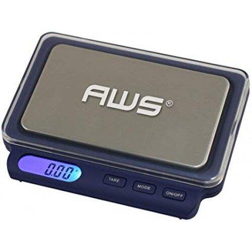 American Weigh Card2 100 Digital Pocket Scale 100 x 0.01g - Blue