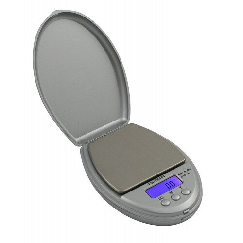 American Weigh Fast ES-600 Pocket Scale 600g x 0.1g - Silver