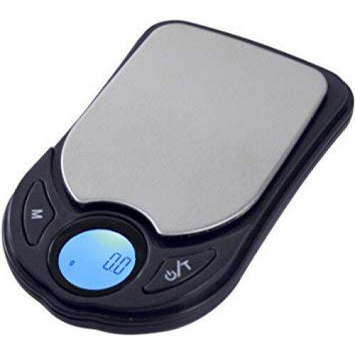 American Weigh PV-650 Digital Pocket Scale 650x0.1g - Black