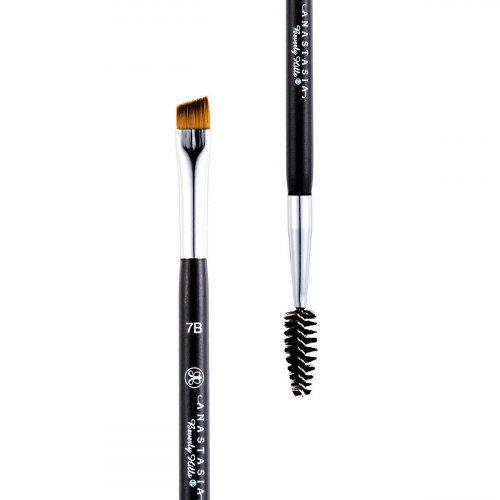 Anastasia Beverly Hills Brush 7B - Dual-Ended Angled Brush