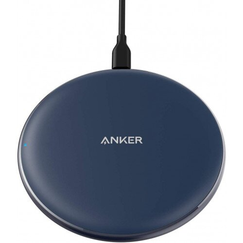 Anker 10W Max Wireless Charger - Blue