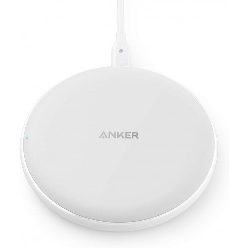 Anker 10W Max Wireless Charger - White