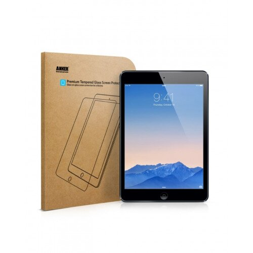 """Anker 9.7"""" Tempered Glass Screen Protector"""