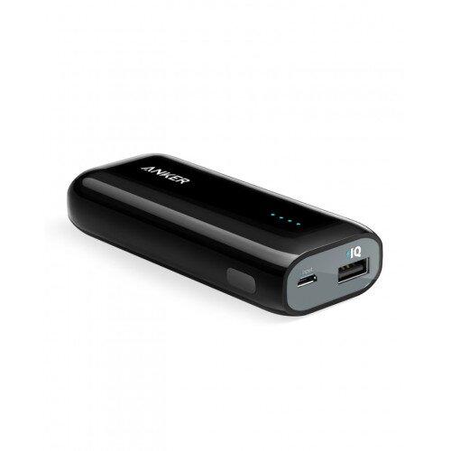 Anker Astro E1 Portable Power Bank - 6700mAh - Black