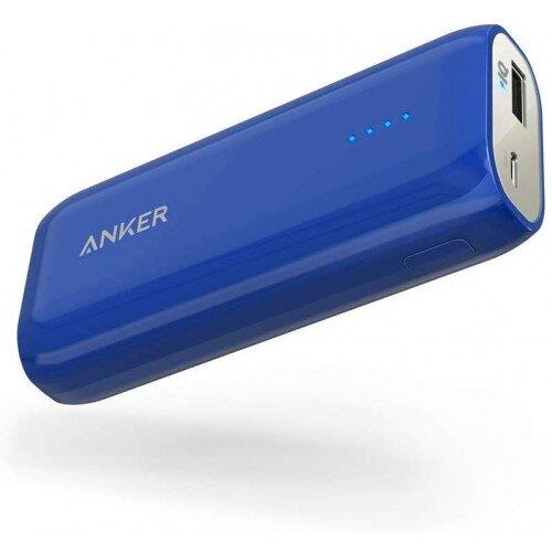 Anker Astro E1 Portable Power Bank - 6700mAh - Blue