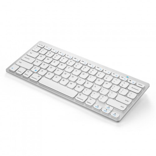 Anker Bluetooth Ultra-Slim Keyboard - White