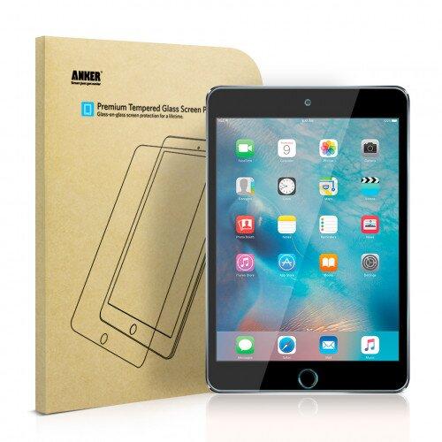 Anker GlassGuard for iPad mini 4