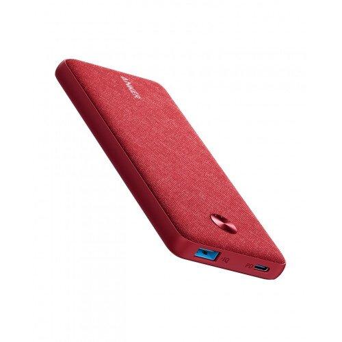 Anker PowerCore III Sense 10K Portable Power Bank - Venetian Red