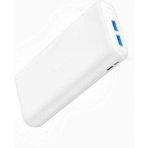 Anker PowerCore Lite 20000 Portable Charger - White