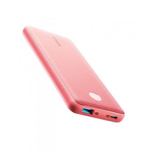 Anker PowerCore Slim 10000 PD Portable Power Bank - Terracotta Rose