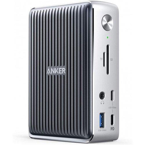 Anker PowerExpand Elite 13-in-1 Thunderbolt 3 Dock for USB-C Laptops