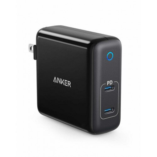 Anker PowerPort Atom PD 2 Wall Charger - Black
