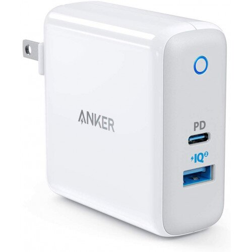 Anker PowerPort II with Power Delivery - White
