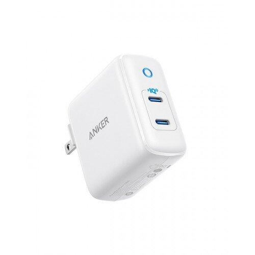 Anker PowerPort III Duo Adapter - White