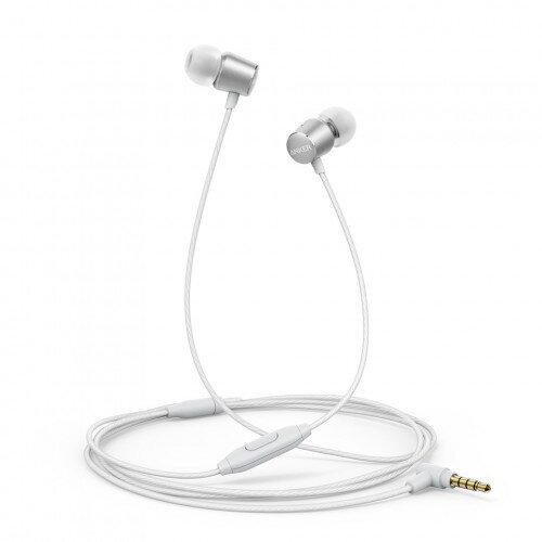 Anker Soundbuds Verve Built-In Microphone - Silver
