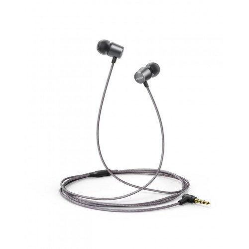 Anker Soundbuds Verve Wired Headphones - Gray