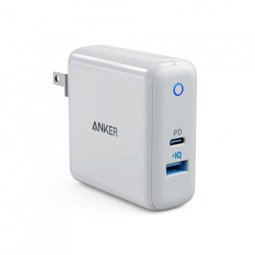 Anker USB C Charger, Anker PowerPort Speed+ Duo Wall Charger