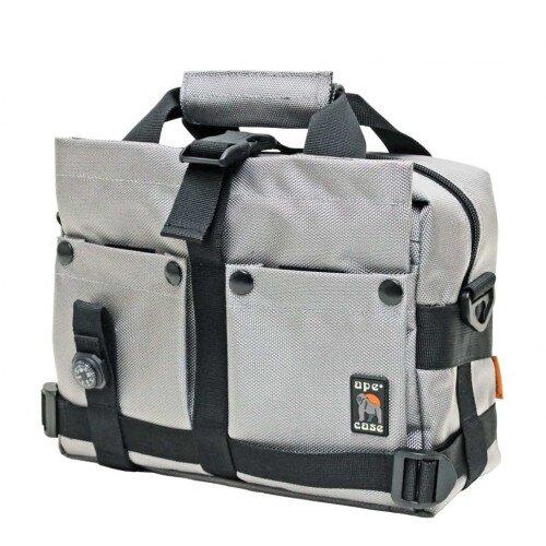 Ape Case AC450 Cubeze Compact Shoulder Bag - Light Gray