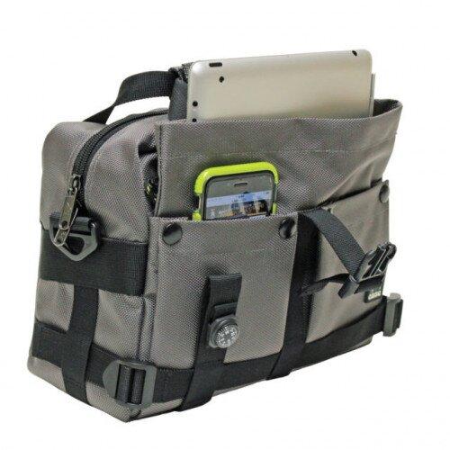Ape Case AC450 Cubeze Compact Shoulder Bag - Gray