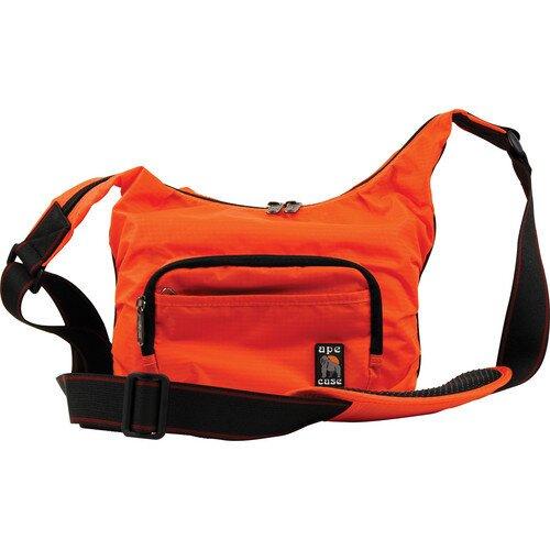 Ape Case AC520 Envoy Nylon Compact Messenger Bag - Orange