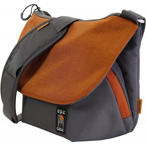 Ape Case AC580 Lifestyle Camera/Tablet Shoulder Bag - Orange
