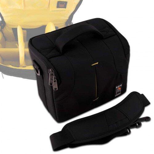 Ape Case ACPRO346W Metro Large Shoulder/Belt Camera Case