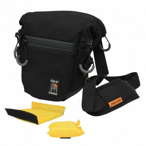 Ape Case ACPRO800 Professional Small Holster Camera Case With Expandable Top