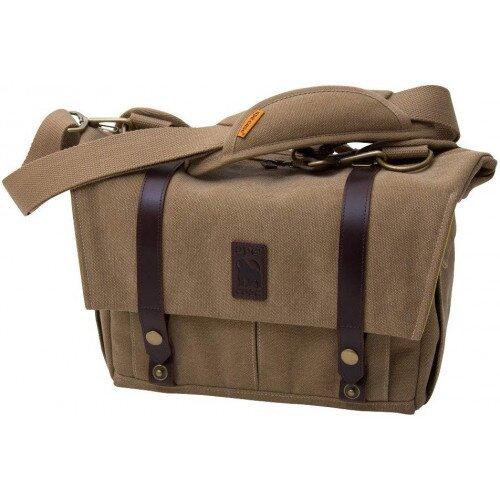 Ape Case ACTR500 Traveler Messenger Style Bag - Tan