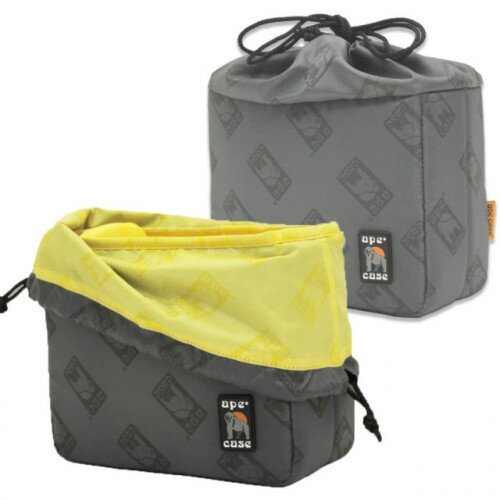 Ape Case Cubeze 33 Gray Flexible Padded Storage Bag