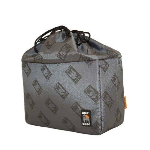 Ape Case Cubeze 35 Gray Flexible Padded Storage Bag