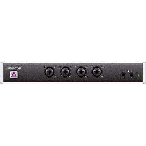 Apogee Element 46 Thunderbolt Audio I/O Box for Mac